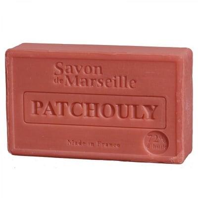 Натурален сапун от Марсилия с пачули