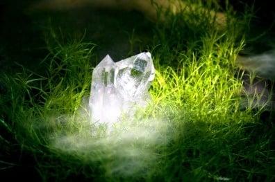 Първи стъпки в лечението с кристали