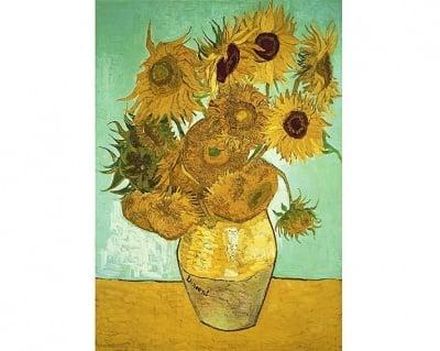 Пъзел художествен WENTWORTH, Sunflowers, 500 части