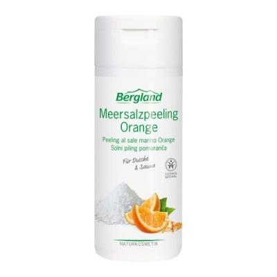 ПИЛИНГ ЗА ТЯЛО с портокалов аромат и морска сол 220 гр.