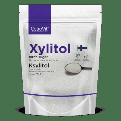 КСИЛИТОЛ - подсладител извлечен от кората на финландска бреза - 750 гр.