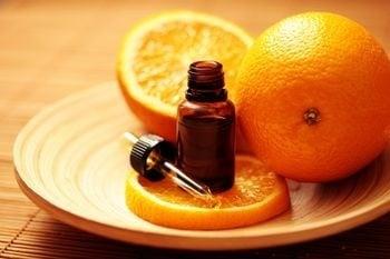 Портокалово масло