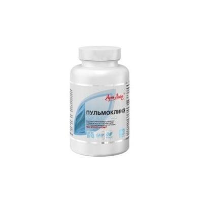 ПУЛМОКЛИНЗ - Противовъзпалителен комплекс за дихателната система - 90капс., Арт Лайф