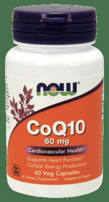 КОЕНЗИМ Q10 60 мг * 60капс., НАУ ФУДС
