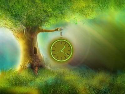 Разширяване и свиване на времето