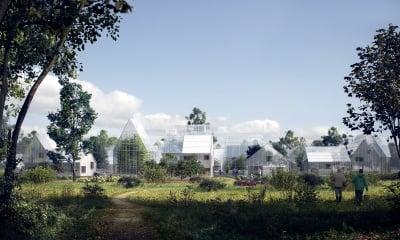 Еко селища произвеждат своя собствена храна и енергия