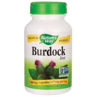 РЕПЕЙ КОРЕН - помага при язва, диабет, гастрит и камъни в бъбреците - капсули 475 мг. х 100, NATURE'S WAY