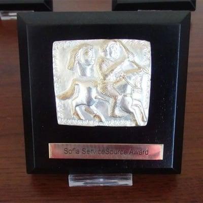 Луксозен сувенир с Реплика - Летнишко съкровище
