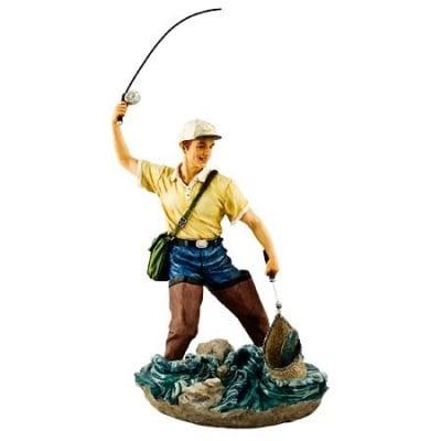 ФИГУРА РИБАР - за повече наслука в риболова , VERONESE