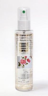 "НАТУРАЛНА РОЗОВА ВОДА ""Seven Roses""  100% - 125 мл.,GALLICANAE"