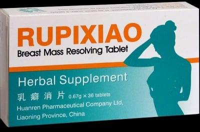 РУПИКСИАО - влияе благоприятно на млечната жлеза - капсули 670 мг. х 36, TNT 21