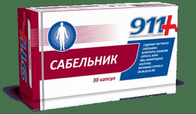 САБЕЛНИК - за по-добра подвижност на ставите - 30 капсули, ТВИНС ТЕК РОССИЯ