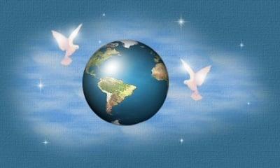 СаЛуСа: Вложете сърцето си в мира