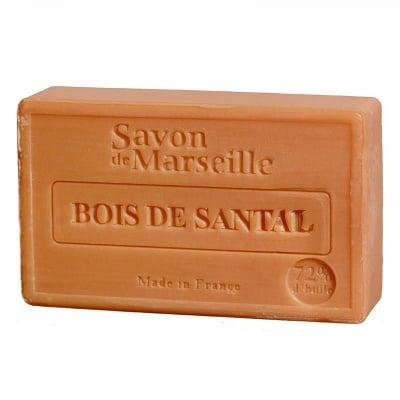 Натурален сапун от Марсилия със сандалово дърво