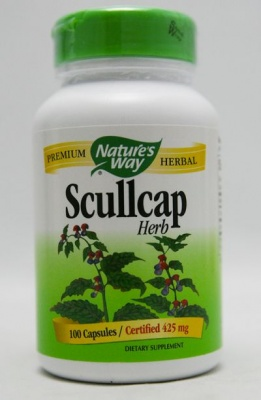 ШЛЕМНИК - действа положително на сърдечно-съдовата система - капсули 425 мг. х 100, NATURE'S WAY