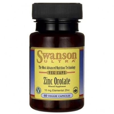 ЦИНКОВ ОРОТАТ 10 мг. за щитовидната жлеза * 60капсули, СУОНСЪН