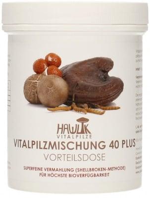 40 ПЛЮС 300 мг. извор на младост и живот * 90 капсули