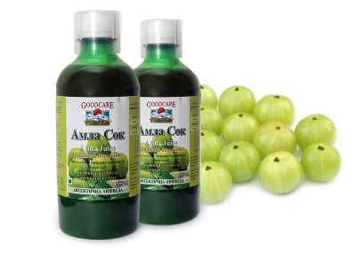 АМЛА СОК един от най-богатите природни източници на витамин С - 1л., GOODCARE PHARMA