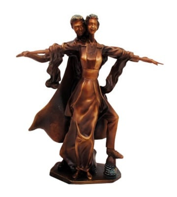 СТАТУЯ ВЕЧНА ЛЮБОВ - за вечната, истинска и чиста любов, COSMOPOLIS