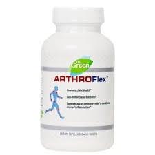 АРТРОФЛЕКС - Подпомага подвижността и гъвкавостта на ставите -  таблетки х 60, DR. GREEN