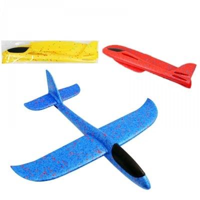 Самолет - стиропор