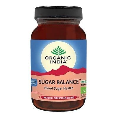ШУГЪР БАЛАНС - регулира нивата на кръвната захар - 500 мг. x 90 капсули
