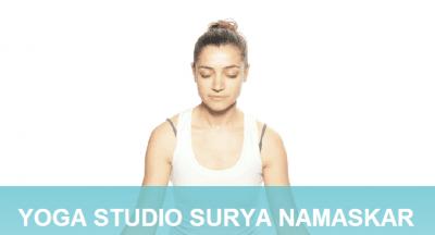 Йога студио Surya Namaskar
