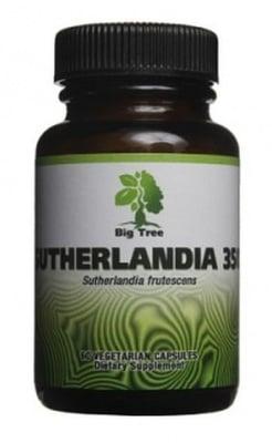 СУТЕРЛАНДИЯ - подпомагащ билков продукт при лечение на рак - таблетки х 60, BIG TREE