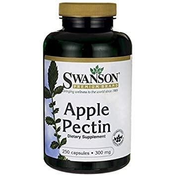 ЯБЪЛКОВ ПЕКТИН 300 мг. фибри, прочиства храносмилателни тракт * 250капсули, СУОНСЪН
