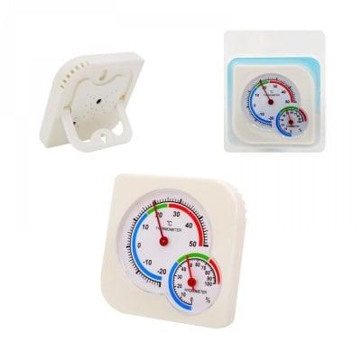 Стаен термометър с влагометър
