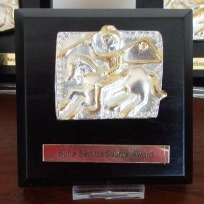Сувенир - Реплика на Летнишко съкровище, Тракийски конник