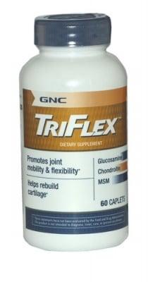 ТРИФЛЕКС - възстановява ставния хрущял - капсули х 60, GNC