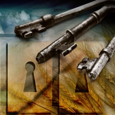 Трите ключа за дома
