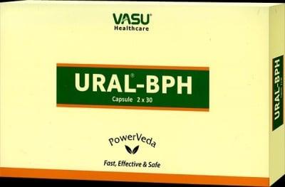 УРАЛ-ВРН - подобрява сексуалната функция - капсули х 60, TNT 21