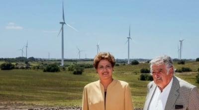 Уругвай е първата държава, която произвежда почти 100% от необходимата си енергия от възобновяеми източници