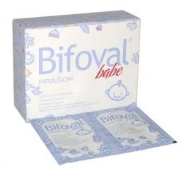 БИФОВАЛ БЕБЕ - улеснява храносмилането, облекчава подуването на корема - х 12 саше