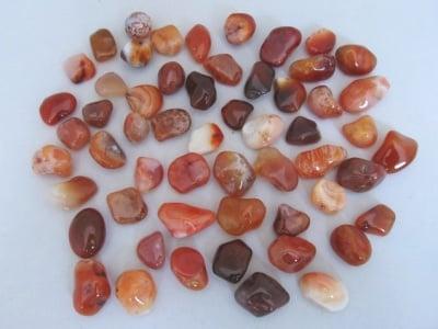 НАТУРАЛЕН КАРНЕОЛ – мощен лечебен камък, предпазващ от уроки, ВАНТОНИ