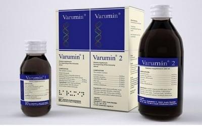 ВАРУМИН-1 50 МЛ. И ВАРУМИН-2 200 МЛ. - действа благоприятно при доброкачествени и злокачествени тумори