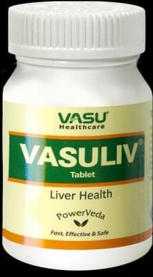 ВАЗУЛИВ - подобрява дейността на черния дроб - таблетки х 60, TNT 21