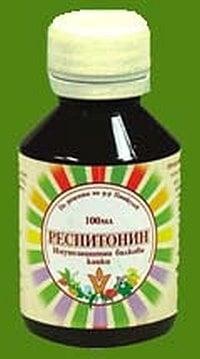 РЕСПИТОНИН СОЛУЦИО НА Д-Р ПАШКУЛЕВ - 100 мл., ВЕРИДИЯ 21