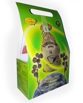 ВИРУМИН ДЕНТ ФИЛТЪР - доставя на организма необходимите минерали и витамини - филтърни пакетчета х 120, P.W.M. GAMA