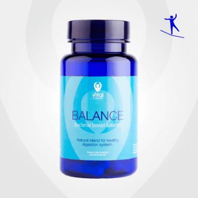 БАЛАНС - естествен пробиотик - капсули x 60, VITAL CONCEPT