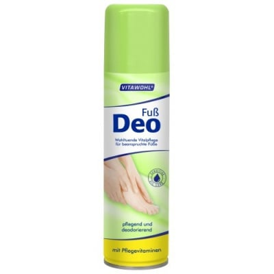 Дезодорант спрей за крака - с провитамин B5 - 250мл., Vitawohl