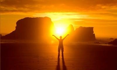 Гледане на Слънцето – за по-добро здраве и развитие на телепатични способности