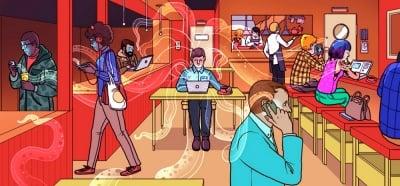 Безжичните мрежи – тихият убиец, който бавно ни унищожава