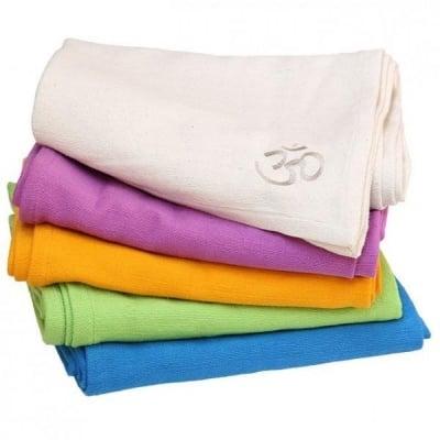 Йога одеало Shavasana, памук