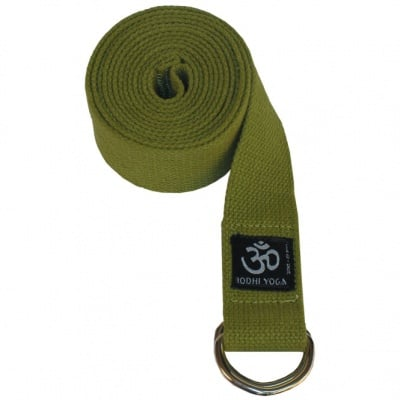 YOGA STRAO ASANA - колан за йога 100% памук, BODHI YOGA
