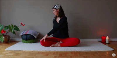 Йога практика за добър и релаксиращ сън