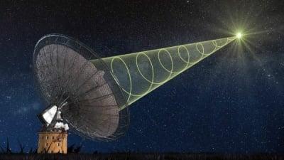 Мистериозни радио вълни са прихванати от Космоса. Източника засега остава неизвестен