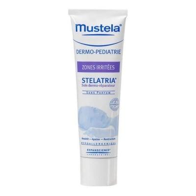 Защитен почистващ гел - облекчава и оздравява възпалената кожа 40мл., МУСТЕЛА